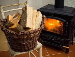 bois de cheminee
